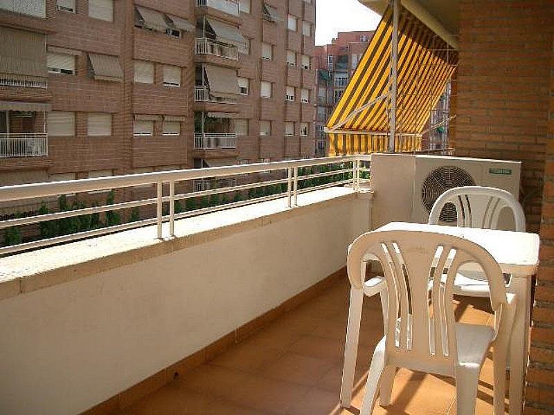 Terraza - Apartamento en alquiler en calle Olof Palme, San Anton en Murcia - 316017000