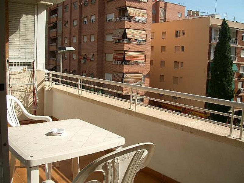 Terraza - Apartamento en alquiler en calle Olof Palme, San Anton en Murcia - 316017003