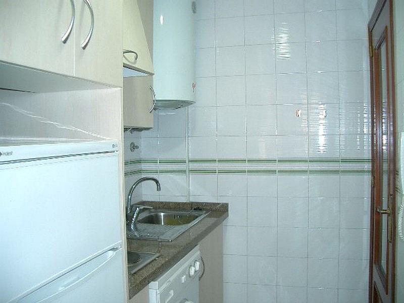 Cocina - Apartamento en alquiler en calle Olof Palme, San Anton en Murcia - 316017007