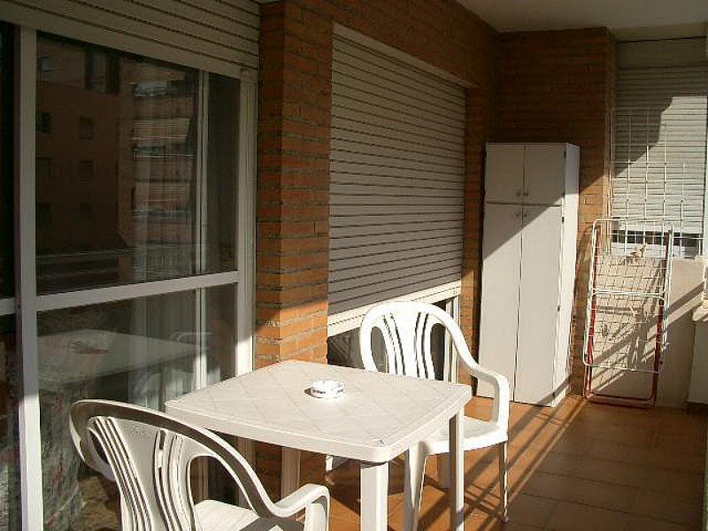 Terraza - Apartamento en alquiler en calle Olof Palme, San Anton en Murcia - 316017011