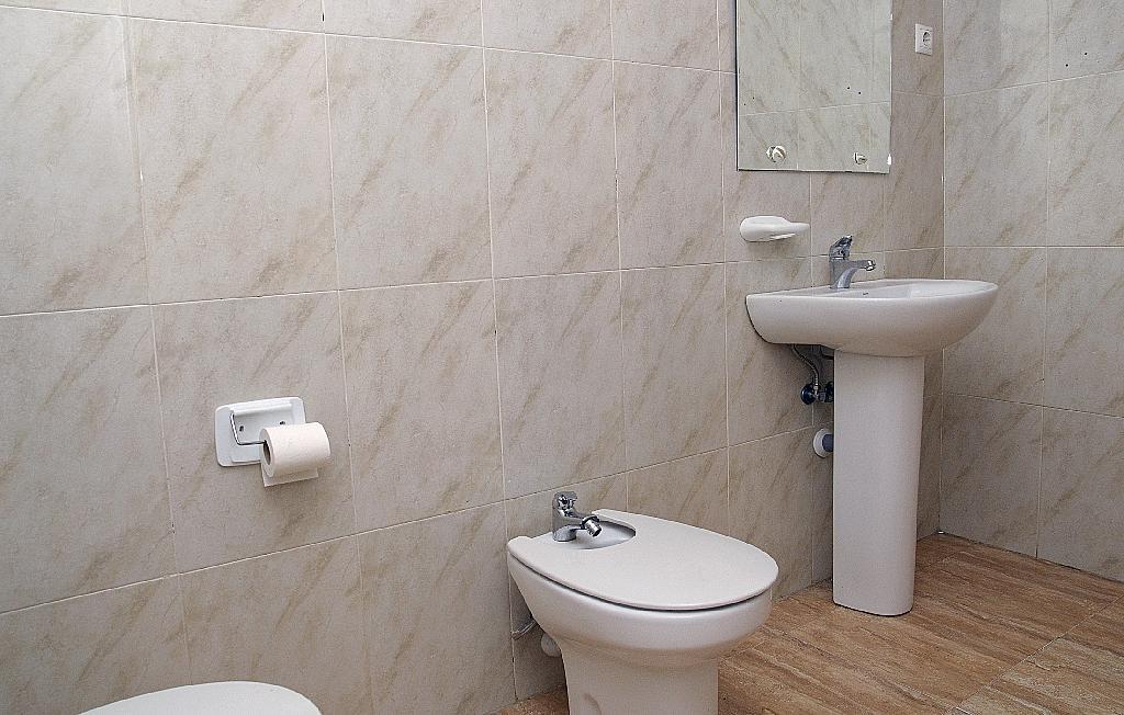 Baño - Piso en alquiler en calle Pepe de Santos, San Roque en Alcantarilla - 320700820