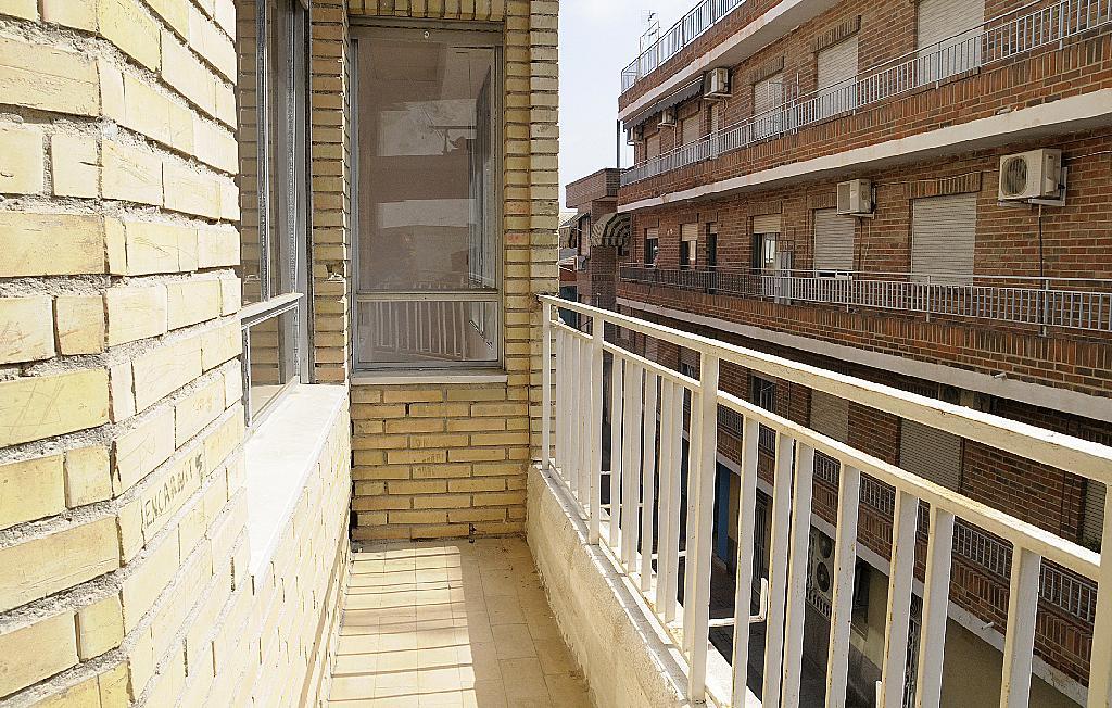 Balcón - Piso en alquiler en calle Pepe de Santos, San Roque en Alcantarilla - 320700846