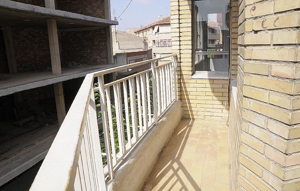 Balcón - Piso en alquiler en calle Pepe de Santos, San Roque en Alcantarilla - 320700848