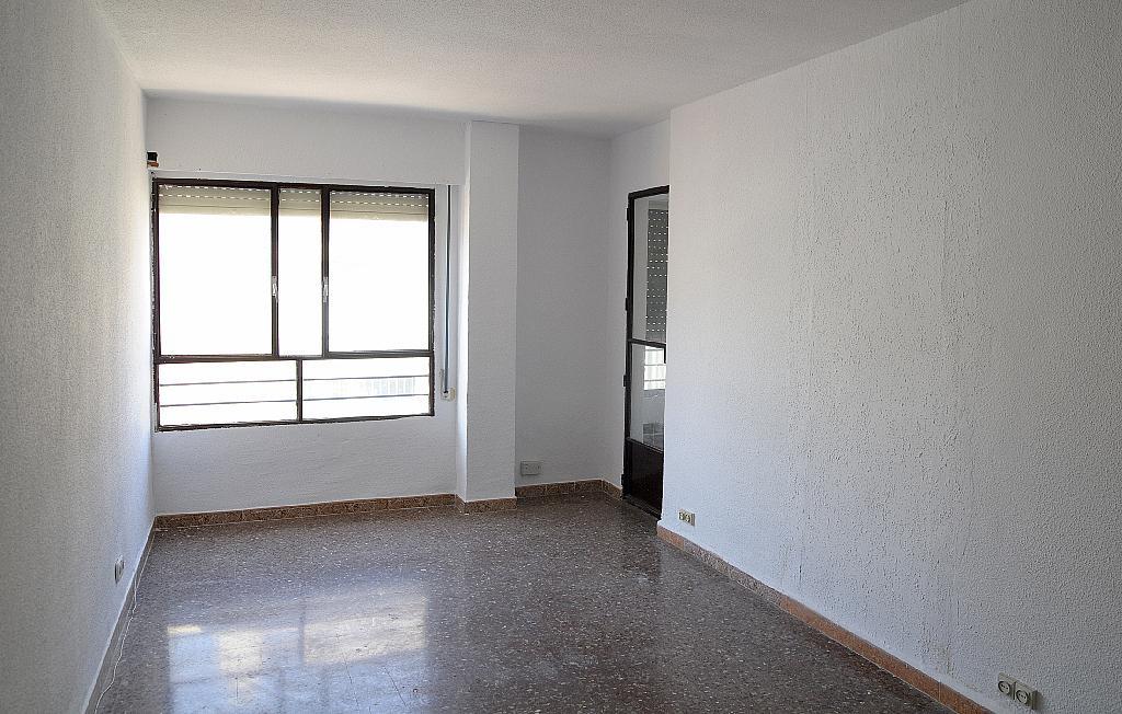 Salón - Piso en alquiler en calle De la Cruz, San Roque en Alcantarilla - 320705530