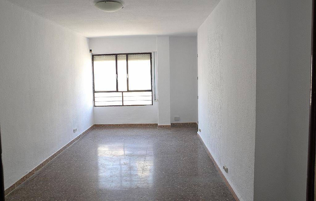 Salón - Piso en alquiler en calle De la Cruz, San Roque en Alcantarilla - 320705532