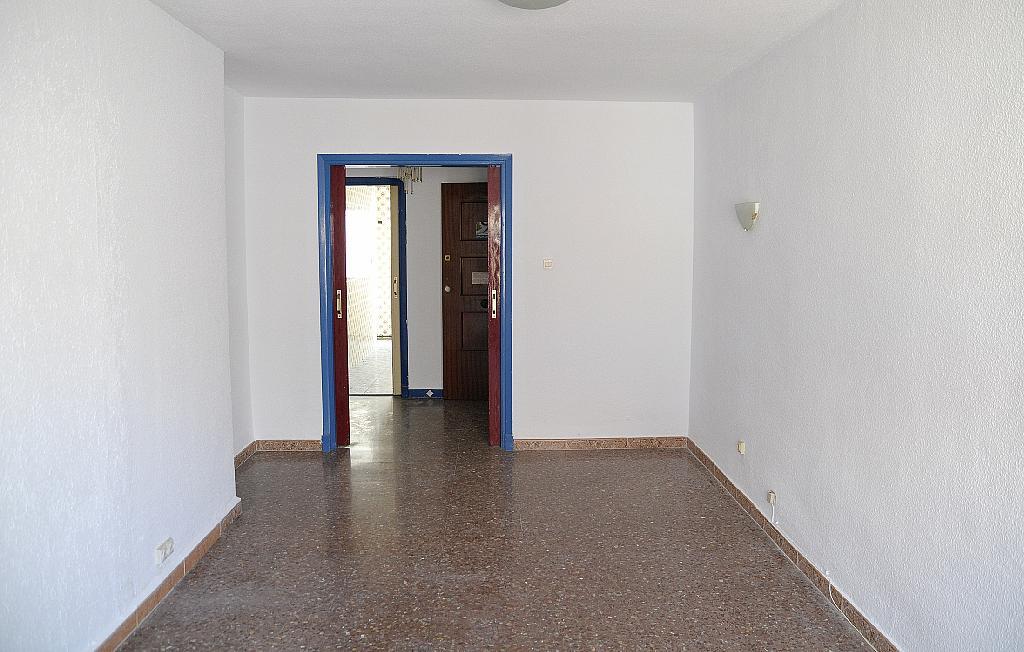 Salón - Piso en alquiler en calle De la Cruz, San Roque en Alcantarilla - 320705535