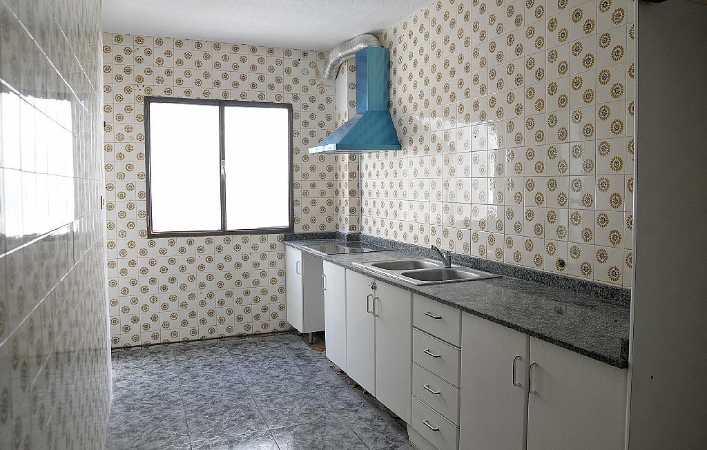 Cocina - Piso en alquiler en calle De la Cruz, San Roque en Alcantarilla - 320705537