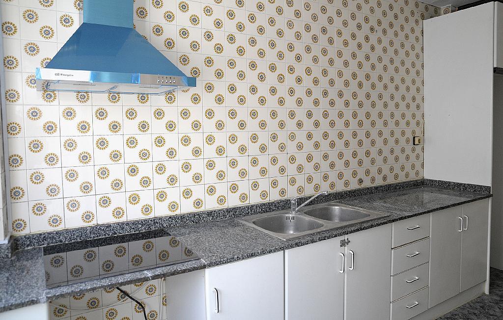 Cocina - Piso en alquiler en calle De la Cruz, San Roque en Alcantarilla - 320705539