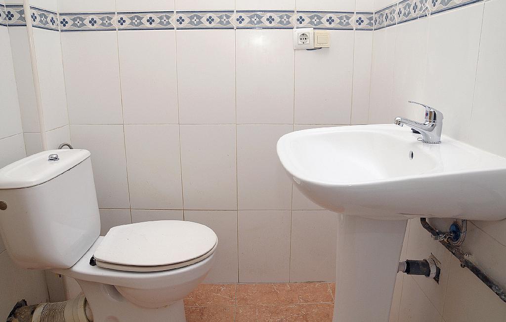 Baño - Piso en alquiler en calle De la Cruz, San Roque en Alcantarilla - 320705541