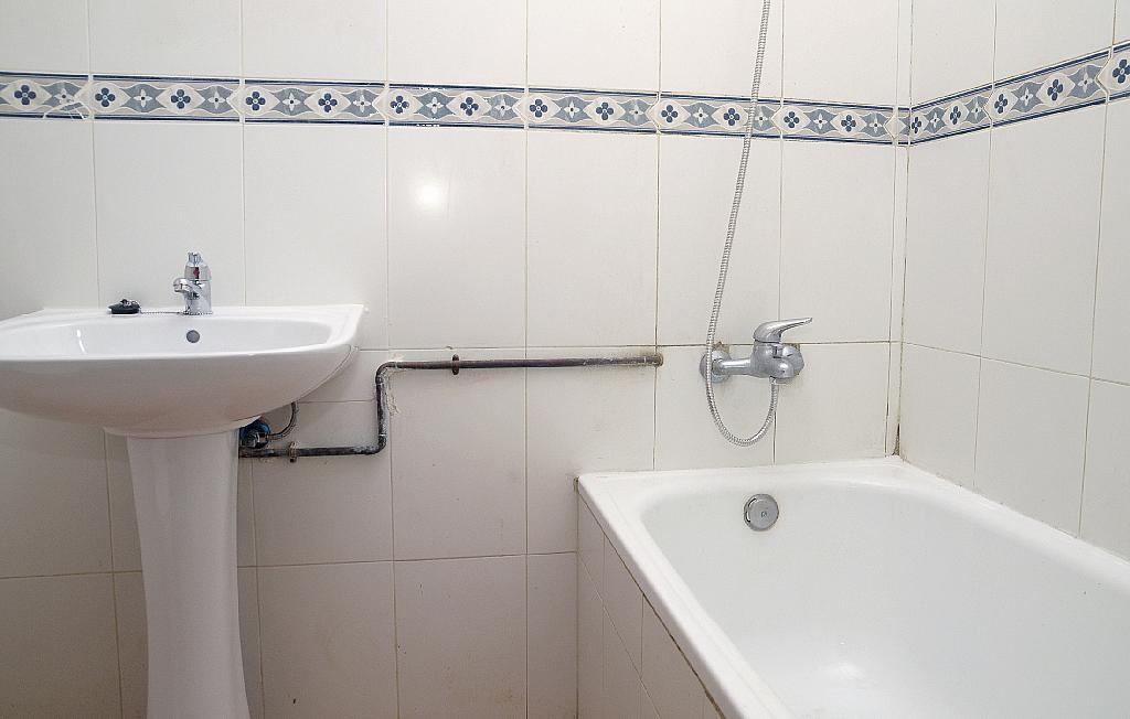 Baño - Piso en alquiler en calle De la Cruz, San Roque en Alcantarilla - 320705542