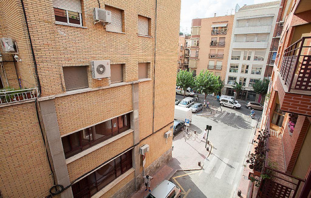 Vistas - Piso en alquiler en calle Nicaragua, El Carmen en Murcia - 326236938