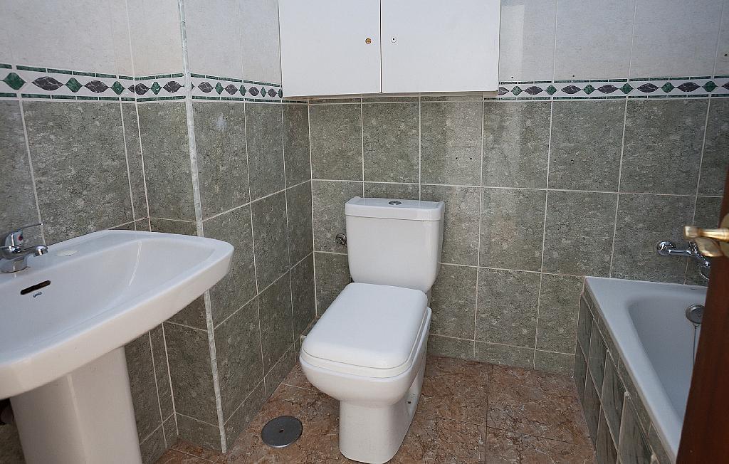 Baño - Piso en alquiler en calle Nicaragua, El Carmen en Murcia - 326236958