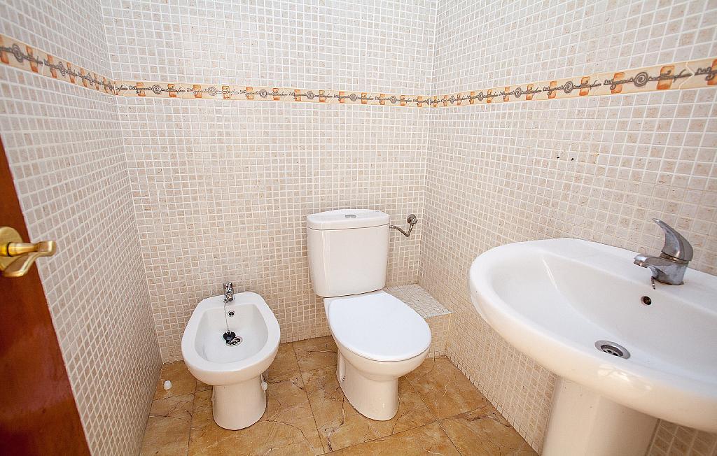 Baño - Piso en alquiler en calle Nicaragua, El Carmen en Murcia - 326236961