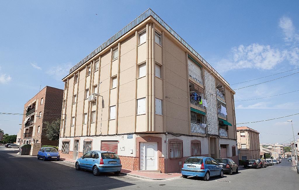 Fachada - Piso en alquiler en calle Levante, Garres, los - 329078394