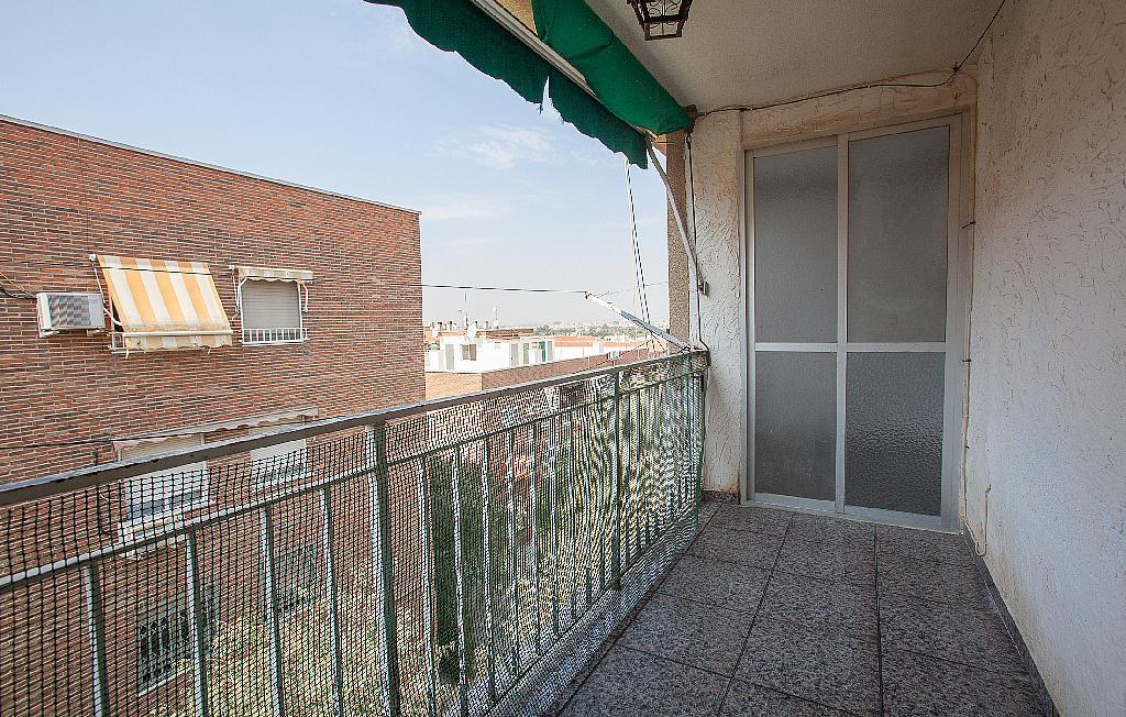 Balcón - Piso en alquiler en calle Levante, Garres, los - 329078399