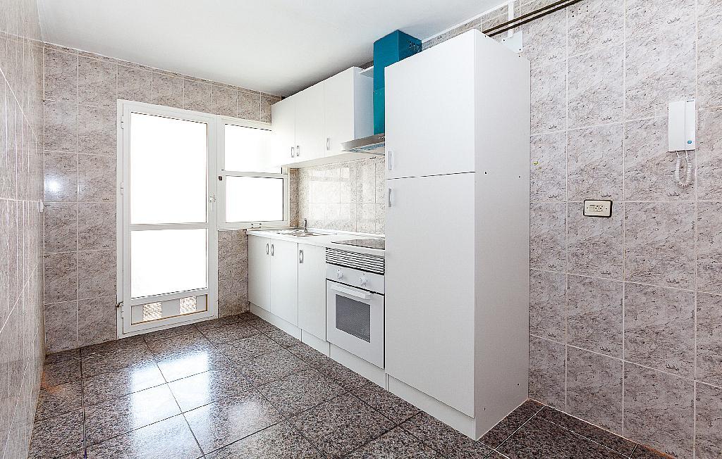 Cocina - Piso en alquiler en calle Levante, Garres, los - 329078403