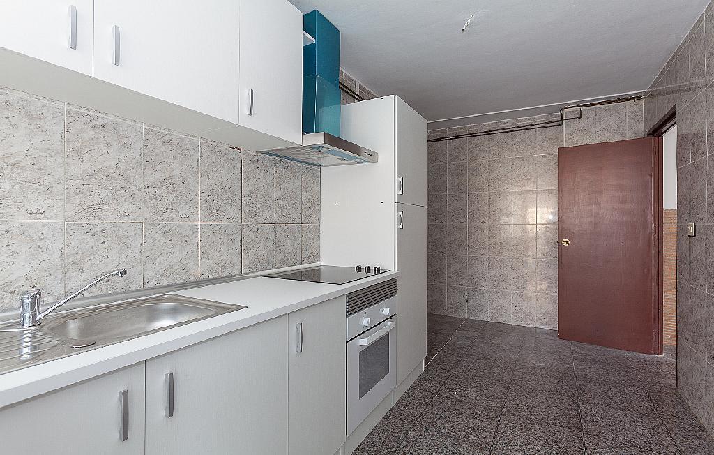 Cocina - Piso en alquiler en calle Levante, Garres, los - 329078406