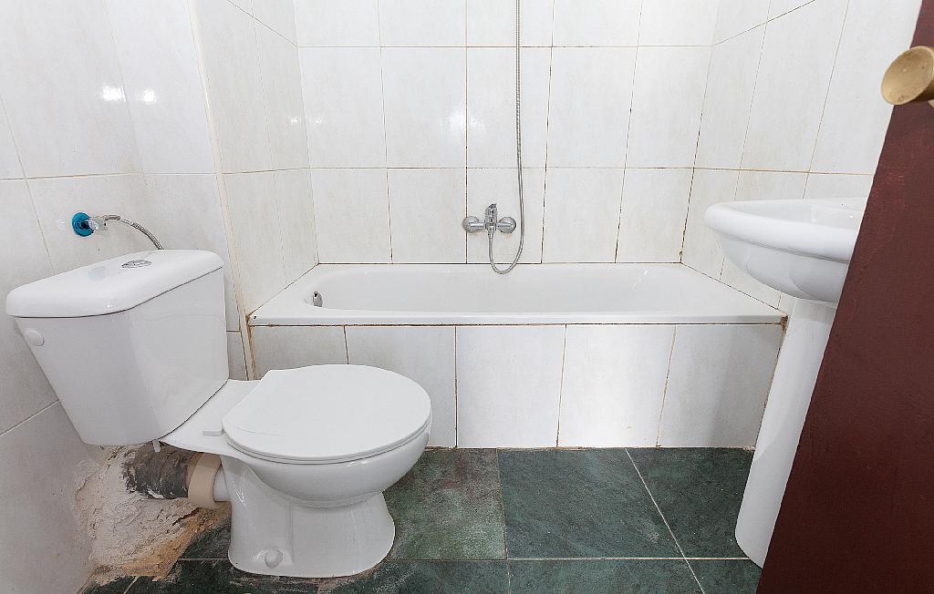 Baño - Piso en alquiler en calle Levante, Garres, los - 329078407