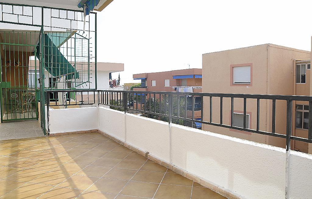 Terraza - Apartamento en alquiler en calle Isla Mouro, Islas Menores - 347924445