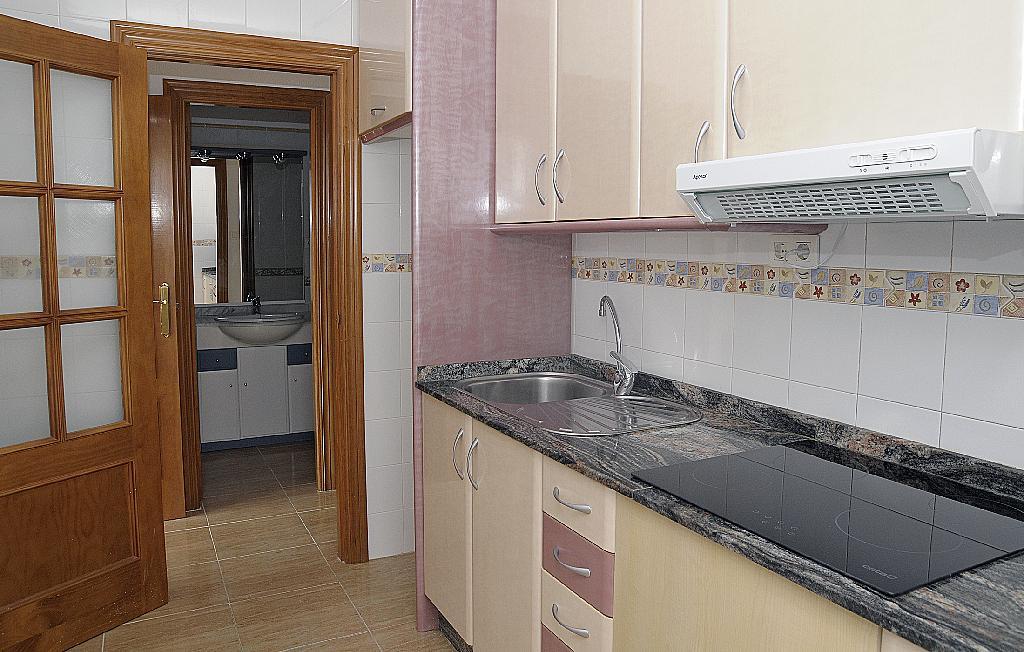 Cocina - Apartamento en alquiler en calle Isla Mouro, Islas Menores - 347924452