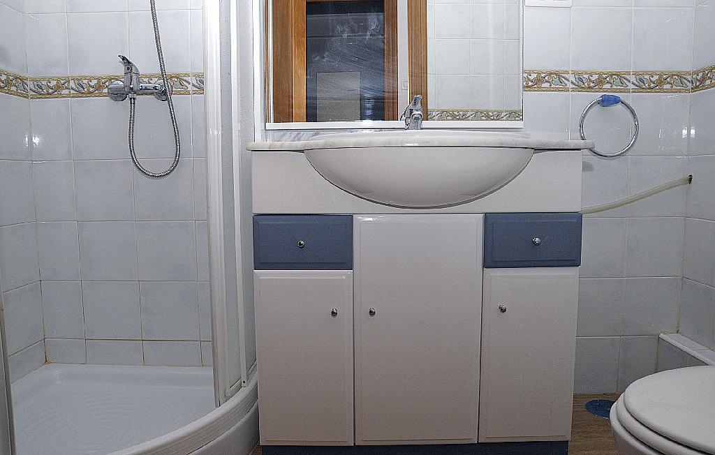 Baño - Apartamento en alquiler en calle Isla Mouro, Islas Menores - 347924459