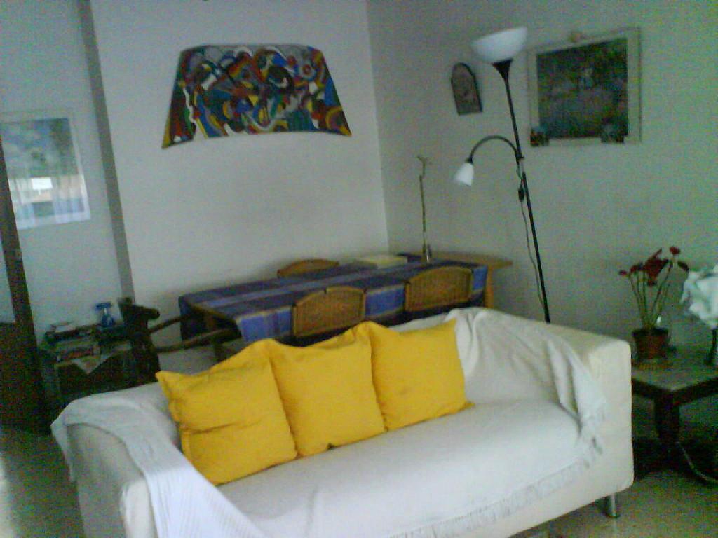 Salón - Piso en alquiler en calle Ceuta, La Fama en Murcia - 165036205