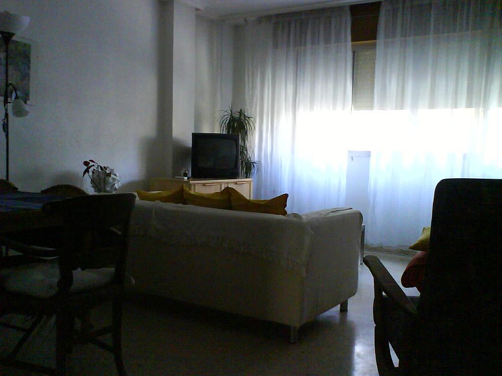 Salón - Piso en alquiler en calle Ceuta, La Fama en Murcia - 165036229