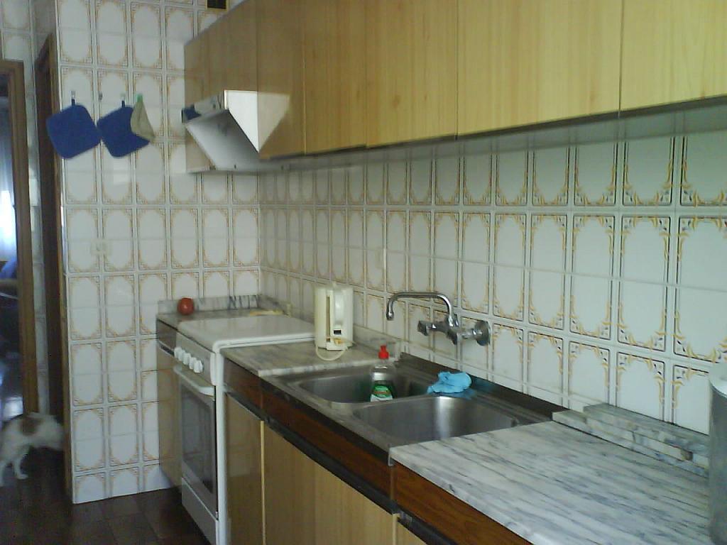Cocina - Piso en alquiler en calle Ceuta, La Fama en Murcia - 165036243