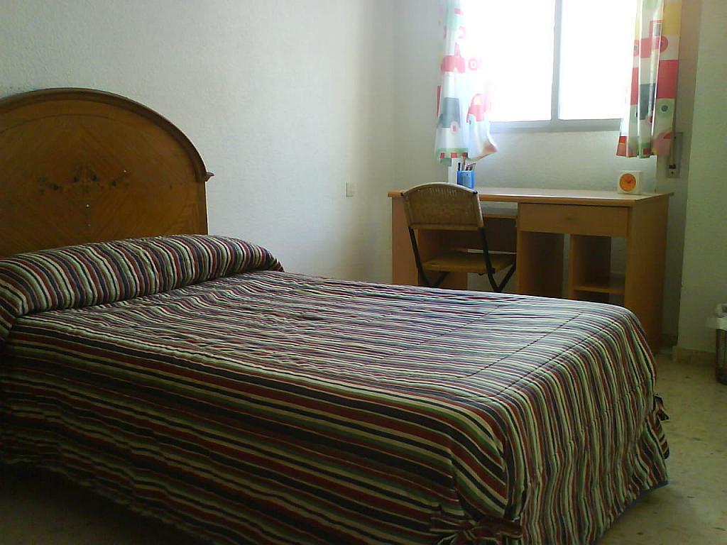 Dormitorio - Piso en alquiler en calle Ceuta, La Fama en Murcia - 165036260