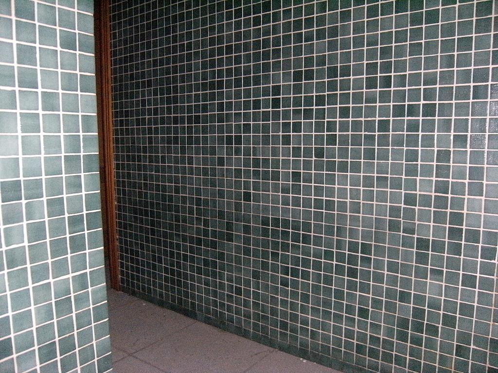 Baño - Local comercial en alquiler en calle Gonzalez Adalid, La Catedral en Murcia - 166210342