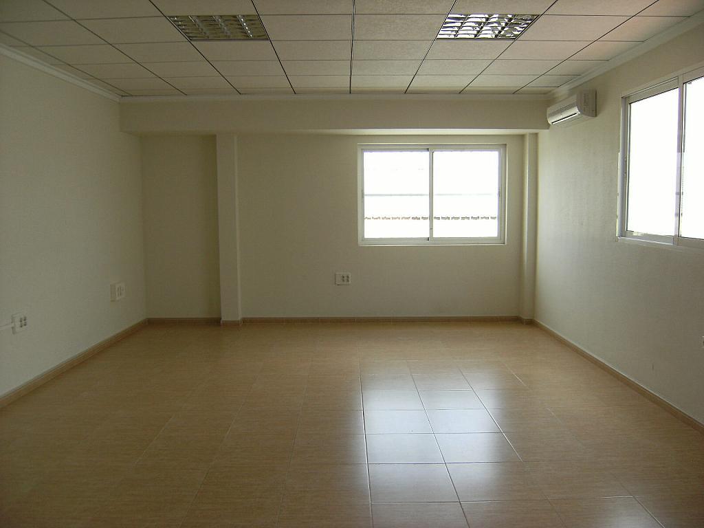Detalles - Oficina en alquiler en calle Alcalde Clemente García, San gines - 166720180