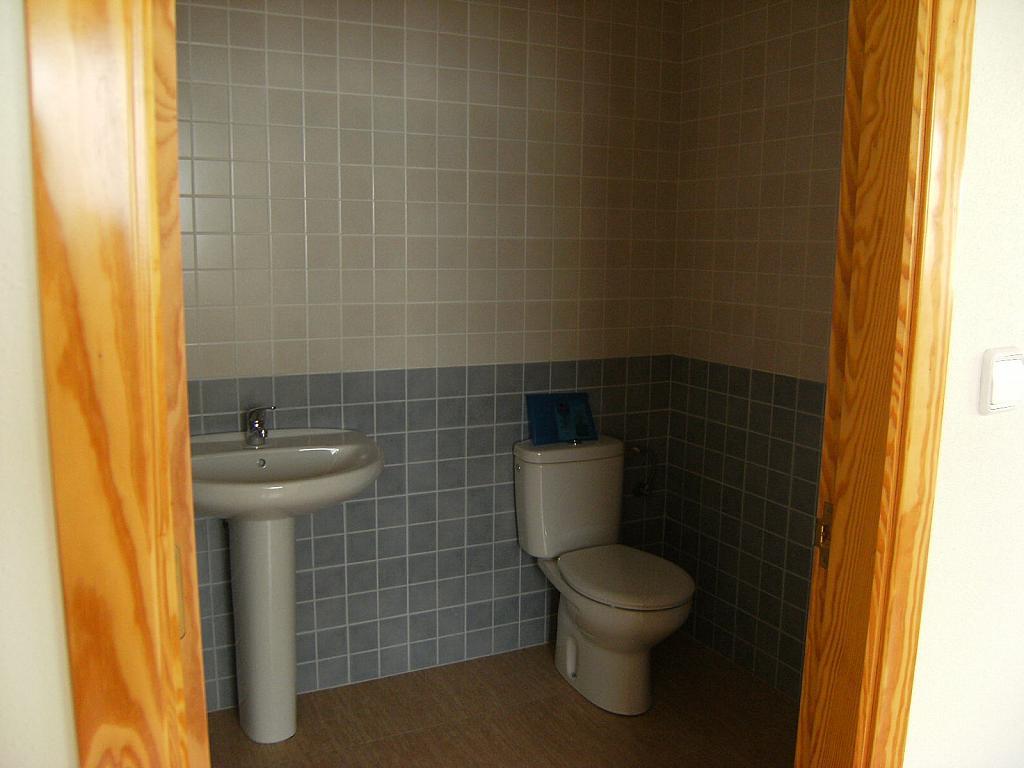 Baño - Oficina en alquiler en calle Alcalde Clemente García, San gines - 166720183