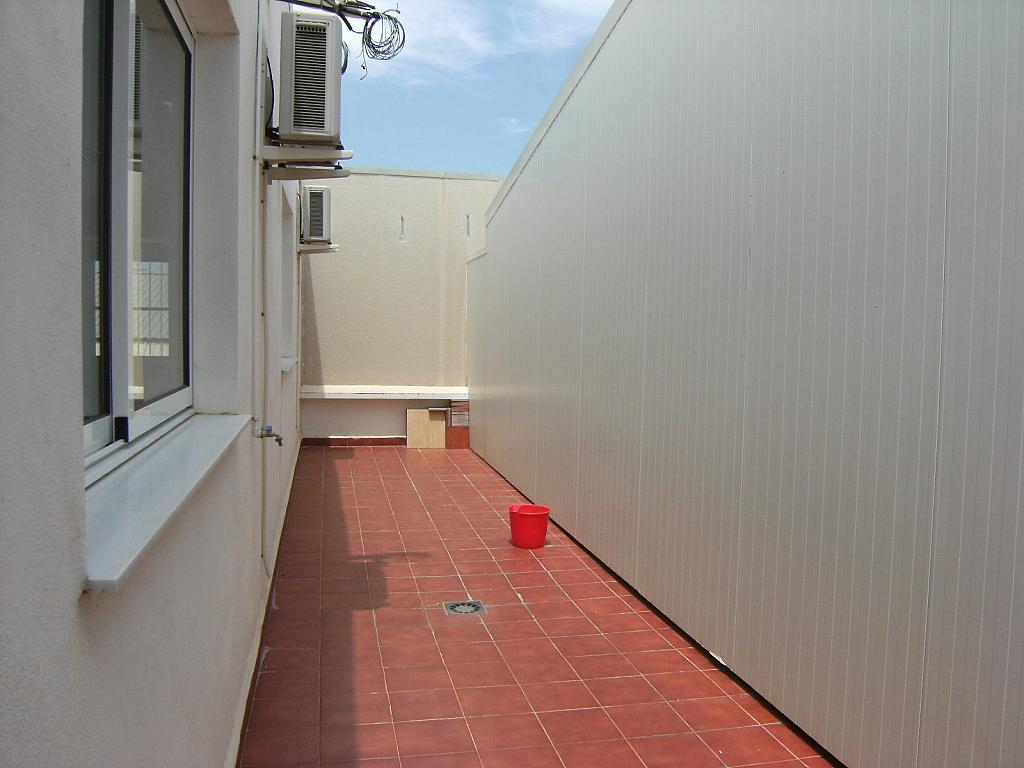 Patio - Oficina en alquiler en calle Alcalde Clemente García, San gines - 166720188