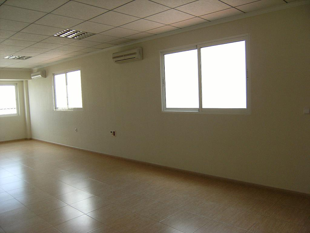 Detalles - Oficina en alquiler en calle Alclalde Clemente García, San gines - 166722381