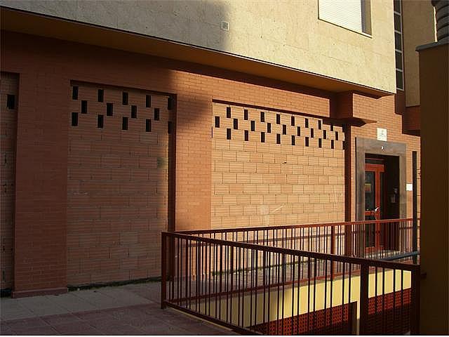 Fachada - Local comercial en alquiler en calle Trovero Repuntín, Puente Tocinos - 186476016