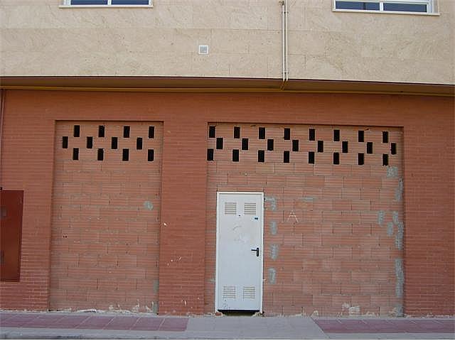 Fachada - Local comercial en alquiler en calle Trovero Repuntín, Puente Tocinos - 186476028