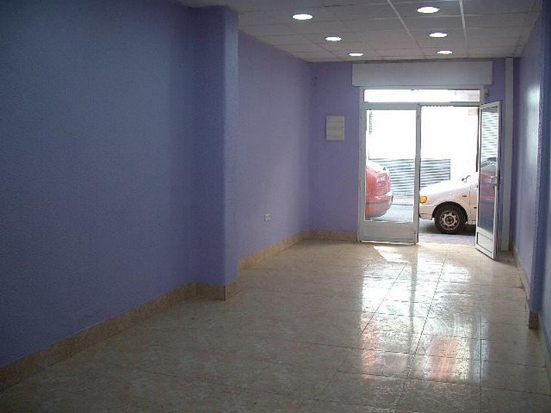 Detalles - Local comercial en alquiler en calle Poeta Vicente Medina, Vista Alegre - 187667040