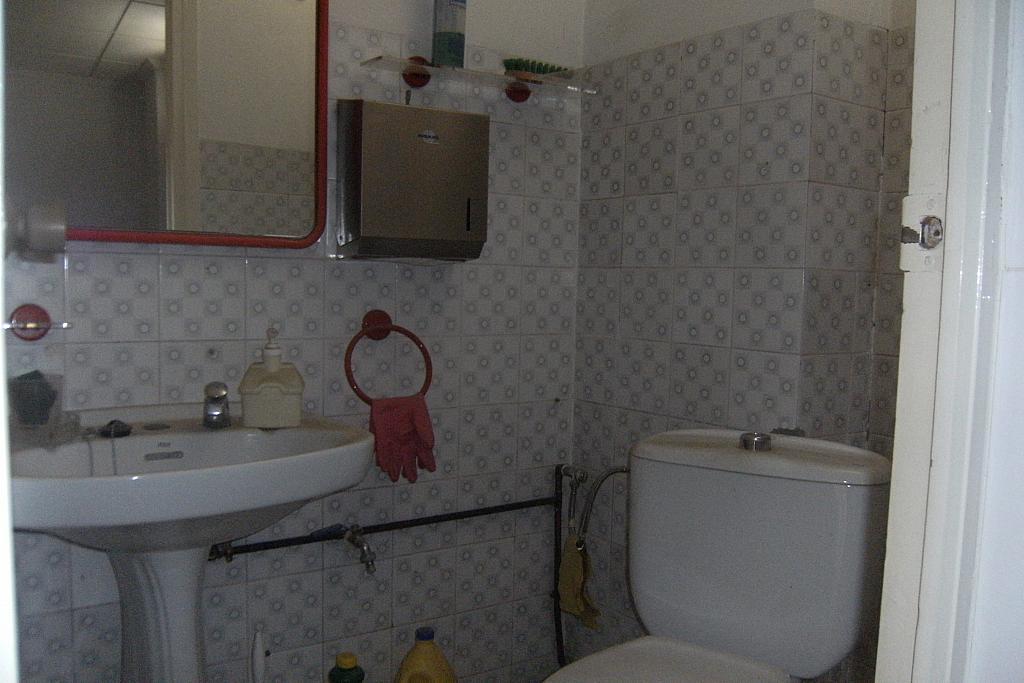 Baño - Local comercial en alquiler en calle Las Palmeras, El Progreso en Murcia - 188300121