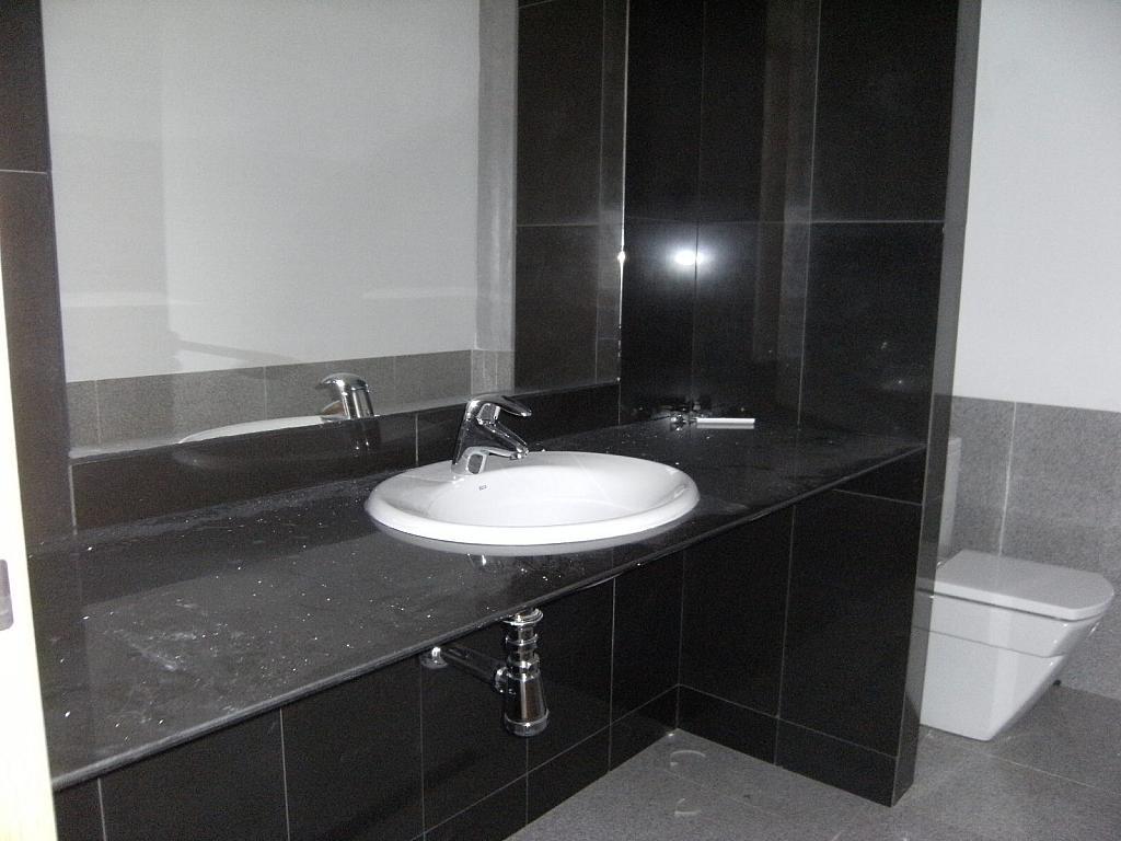 Baño - Oficina en alquiler en calle Carril de la Condesa, Ronda Sur en Murcia - 197659512