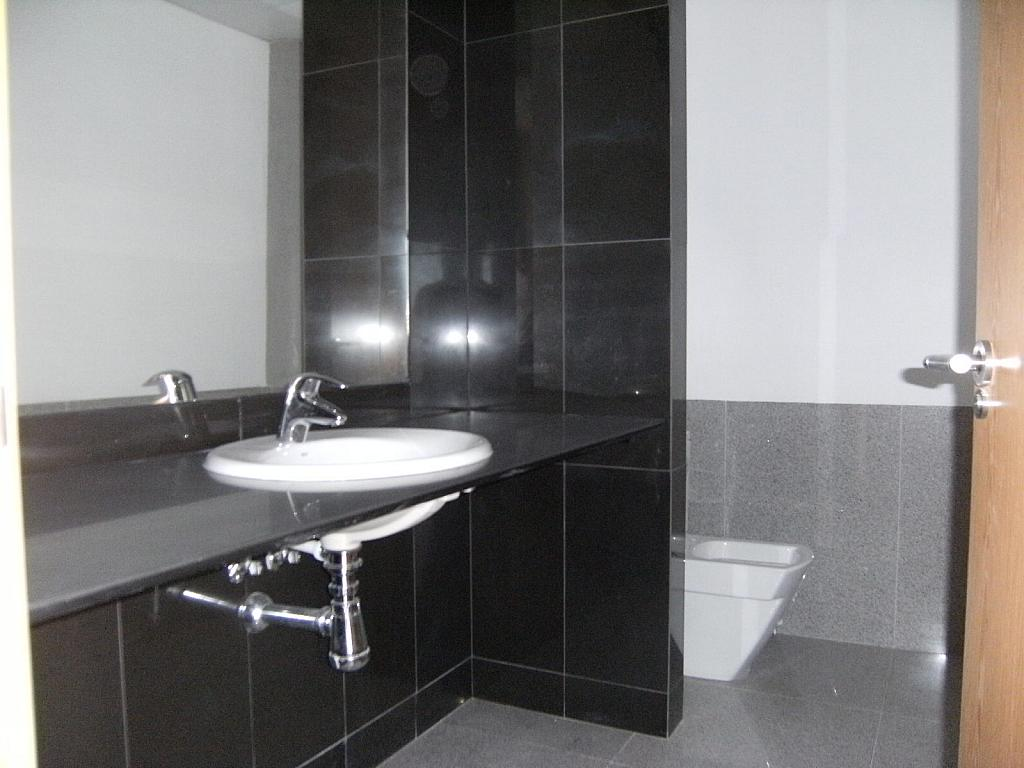 Baño - Oficina en alquiler en calle Carril de la Condesa, Ronda Sur en Murcia - 197663391