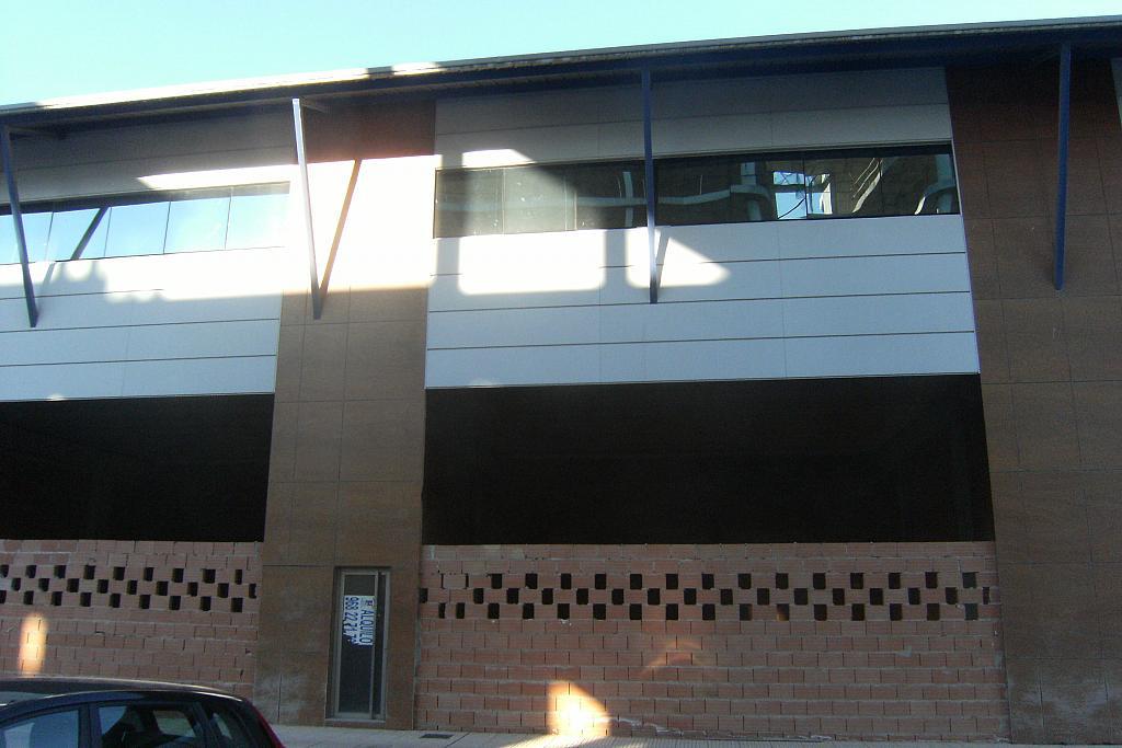 Fachada - Local comercial en alquiler en calle Principal, San gines - 210287542