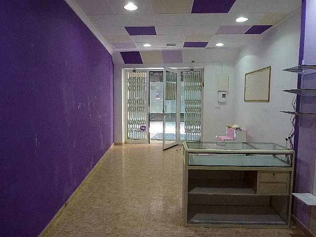 Local comercial en alquiler en calle Botigues, Xàtiva - 290677240