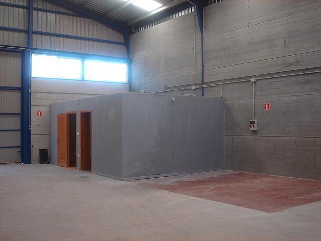 Nave industrial en alquiler en calle Poligono E, Xàtiva - 331018745