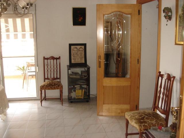 Comedor - Piso en alquiler en calle Carretera de Genoves, Xàtiva - 116685502