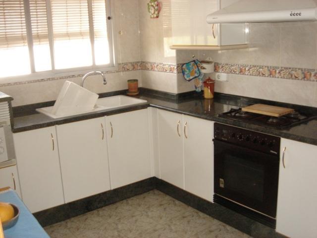 Cocina - Piso en alquiler en calle Carretera de Genoves, Xàtiva - 116685506