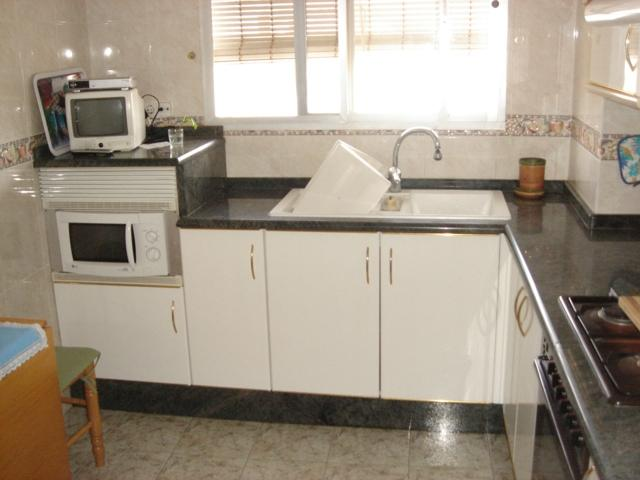 Cocina - Piso en alquiler en calle Carretera de Genoves, Xàtiva - 116685508