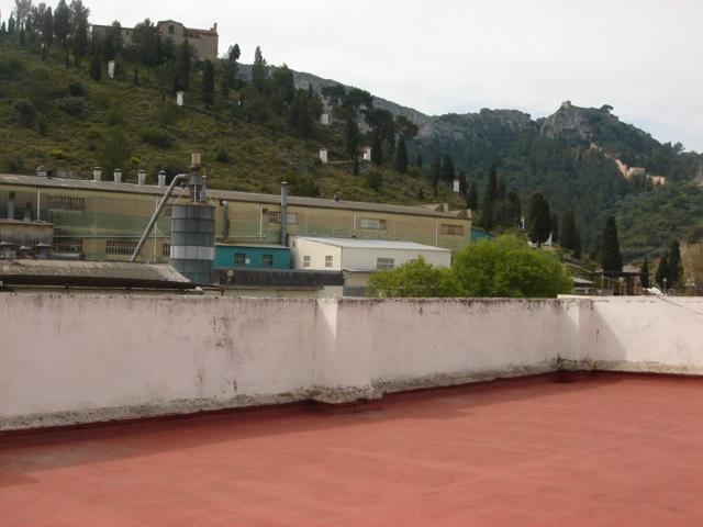 Terraza - Piso en alquiler en calle Carretera de Genoves, Xàtiva - 116685529