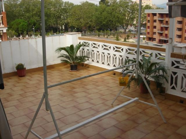 Terraza - Piso en alquiler en calle Carretera de Genoves, Xàtiva - 116685531