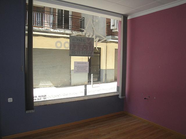 Detalles - Local comercial en alquiler en calle Corretgeria, Xàtiva - 136692848