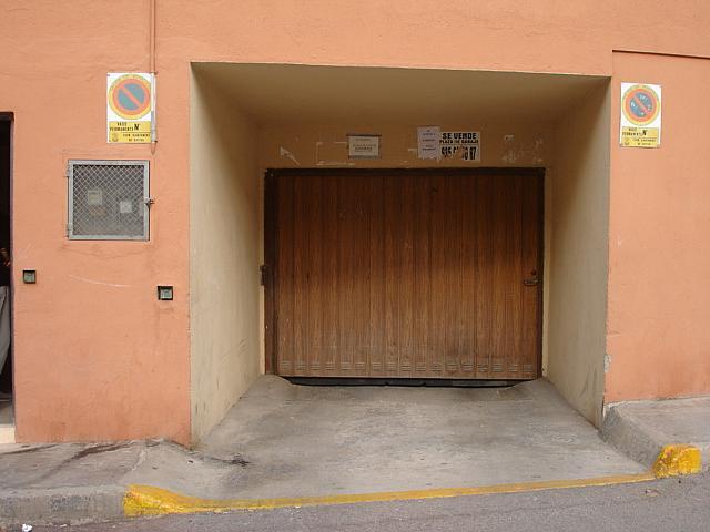 Parking en alquiler en calle Pintor Tudela, Xàtiva - 214147979